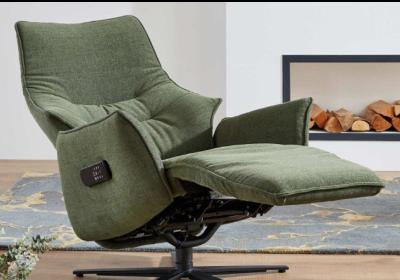 Fabric Sofas & Chairs