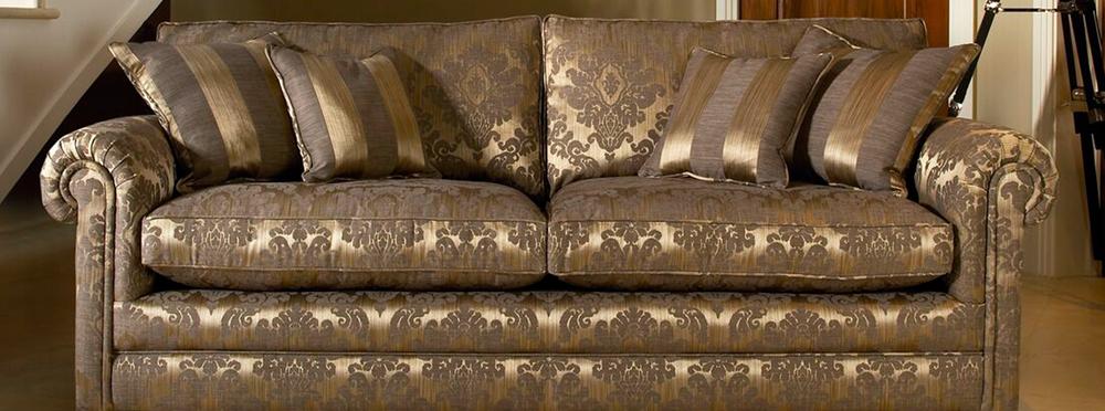 4 Seater Fabric Sofas