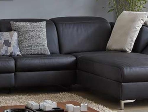 Corner Leather Sofas
