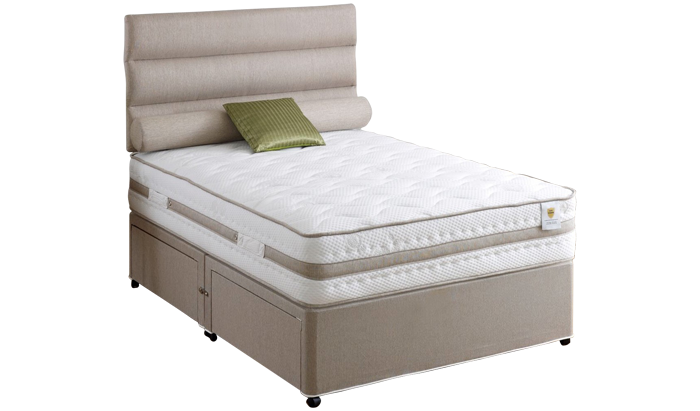 Single Classic Base Divan