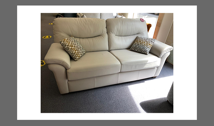 3 Seater Sofa, Power Recliner and Armchair