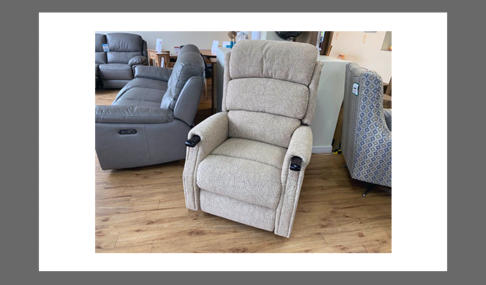 Lift and Rise Recliner