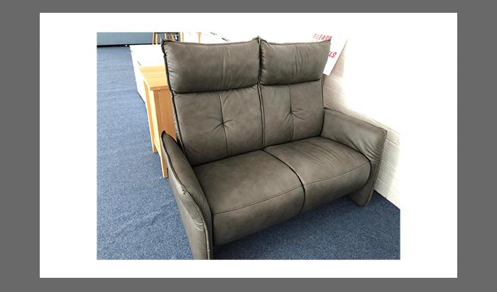 Fixed 2 Seat Sofa