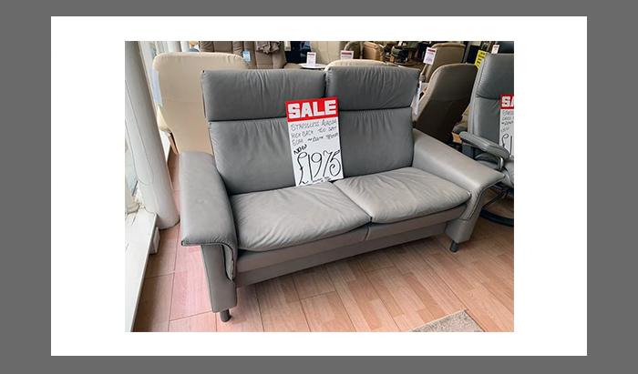 High Back 2 Seat Sofa