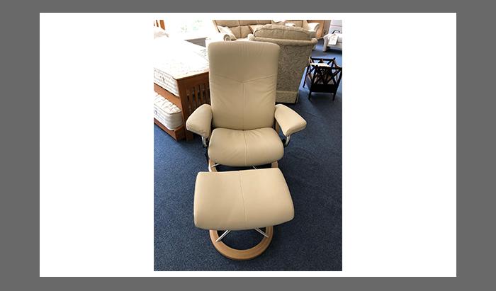 Medium Chair and Stool